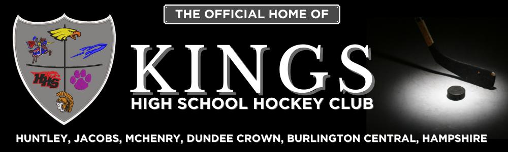 Kings website banner