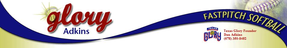 Glory long web page logo