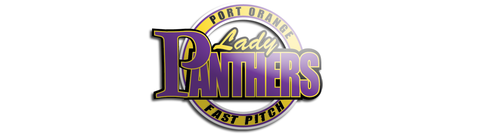 Lady panthers logo header