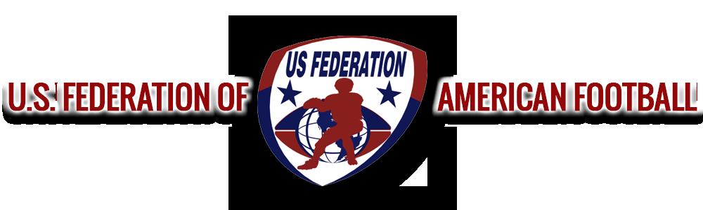 Us federation of american football header