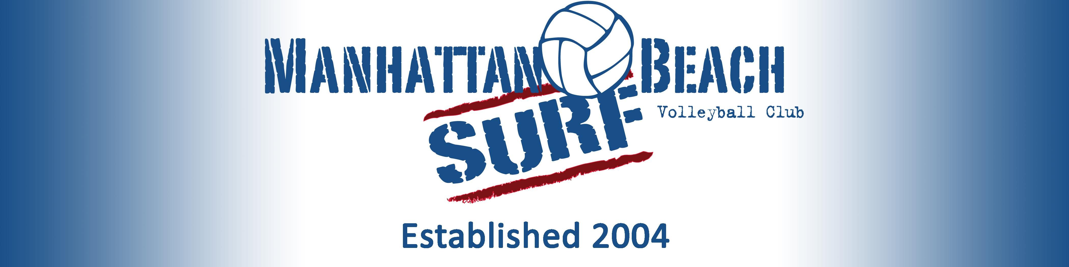Manhattan beach surf web banner