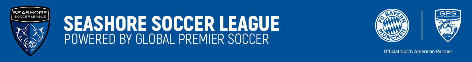 Seashore soccer league   website banner