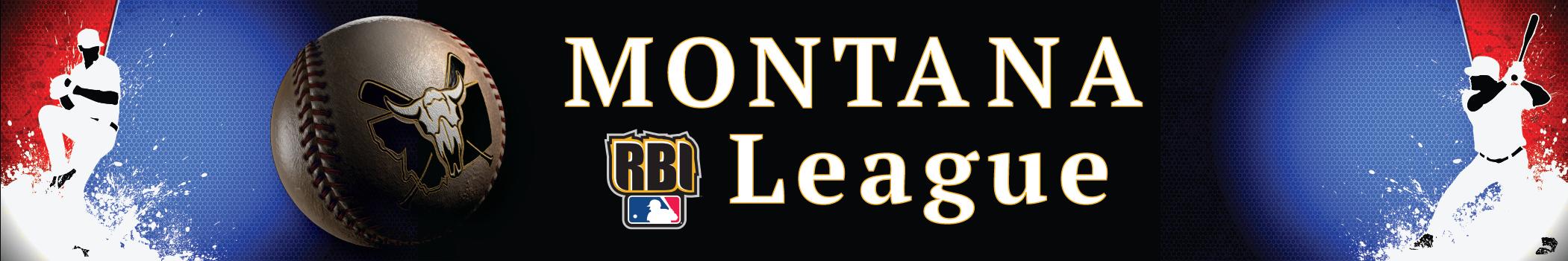Montana rbi league banner