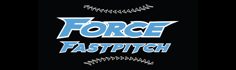Force fastpitch banner
