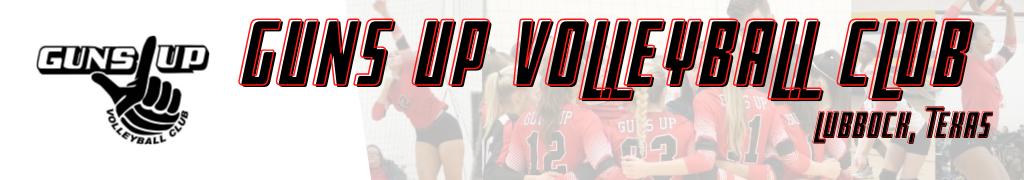 Guns up volleyball club  2