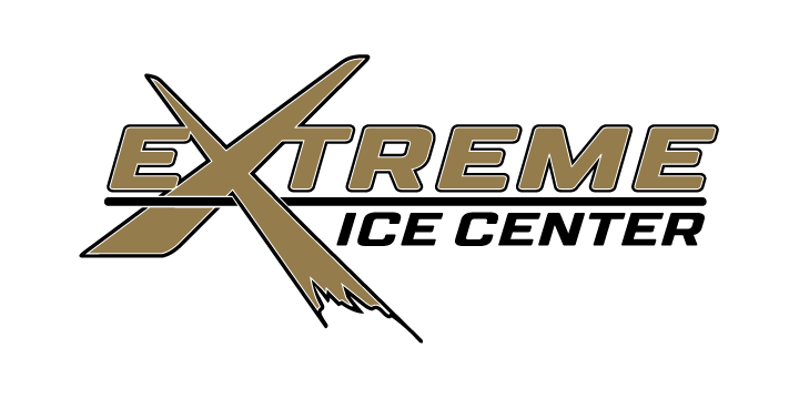 Xic logo with white