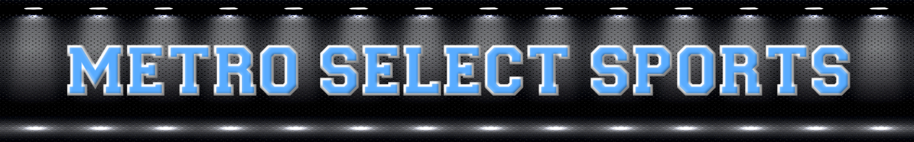 Metro select sports with lights
