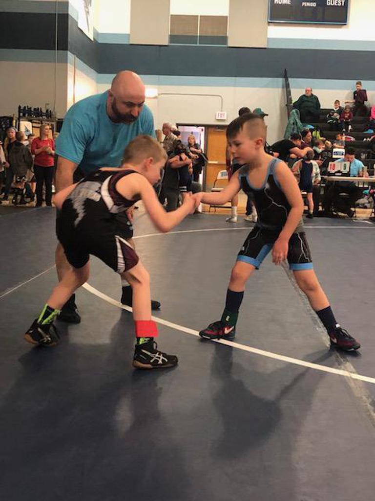Zimmerman Youth Wrestling