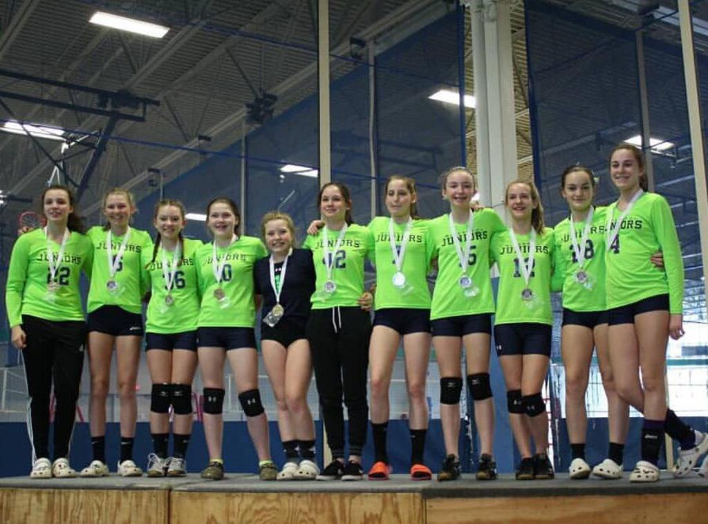McHenry County Juniors Volleyball