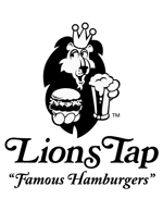 Lions tap banner