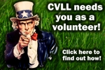 Volunteer now