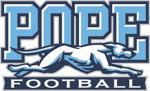 Pope football logo big
