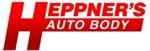Heppner_s_auto_body_logo