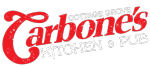 Carbones kitchen and pub logo