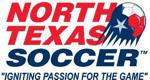 North texas soccer logo