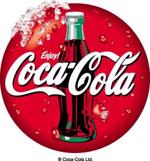 Coca cola logo lrg