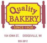 Quality bakery