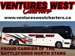 New ventures west charters link