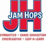 Jam hops logo with programs 2015