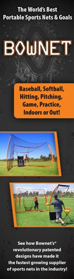 Ad recrue bownet baseball softball 4