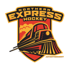 Northen express hockey advertisement logo  1