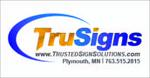 Trusigns omgaa website logo