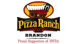 Brandon baseball pizza ranch