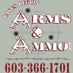 Arms and ammos