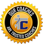 Trusted coaches seal