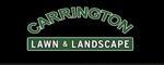 Carrington lawn    landscape sponsor