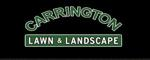 Carrington lawn    landscape sponsor