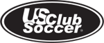 Logo us club soccer oval