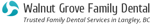 Walnut grove family dental