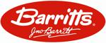 Barritts red oval logo