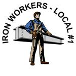 Iron workers local 1 beam to use