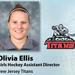 Titans hire Olivia Ellis as Girls Assistant Hockey Director