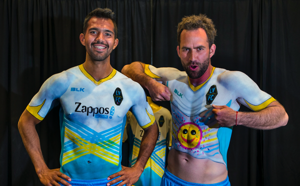 61d6e4b34 ONLY IN VEGAS  LIGHTS FC UNVEILS PAINTED AWAY KITS