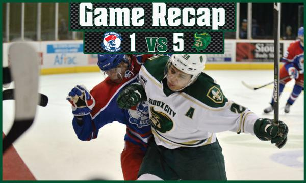 Sioux City Earns Two Crucial Points In 5 1 Victory