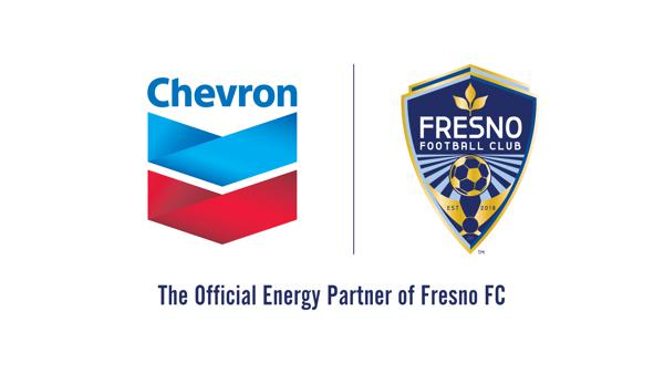 Fresno Fc Welcomes Chevron As Its Official Energy Sponsor