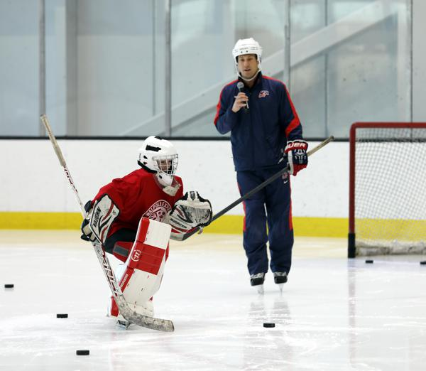 New Program Debuts For Goalie Coach Development