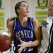 Seneca's Kalli Boland was the only unanimous selection