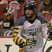 Kevin Ross in action for the Minnesota Swarm in 2012. On Thursday, he was traded to the Philadelphia Wings.