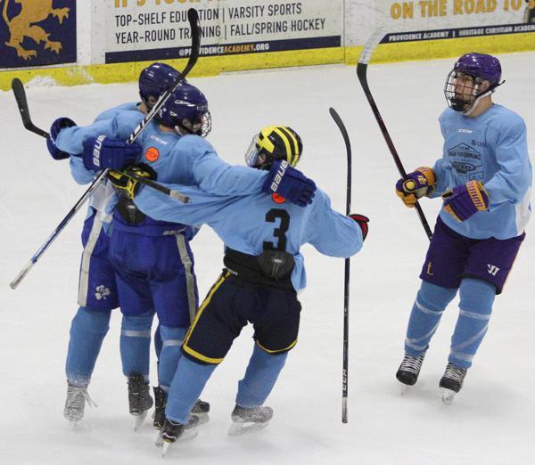 Michigan High School Hockey Hub