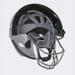 Helmet cutaway