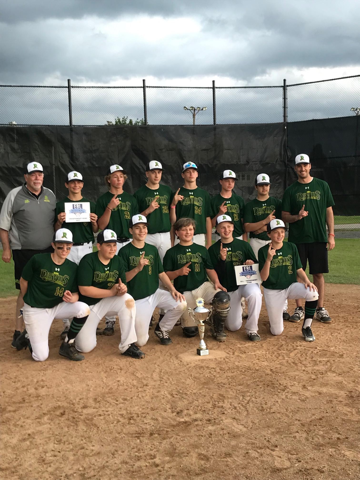 New England Elite Baseball League