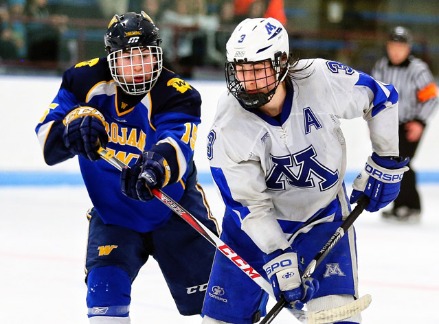 MN H.S.: Minnetonka Defenseman Vannelli Leads List Of 18 Minnesota High School Products On Central Scouting List