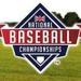 National Baseball Championships