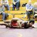 Loyola's Nico Couri wrestles