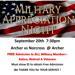 Military Appreciation Night Friday September 20, 2019 Archer High School Stadium