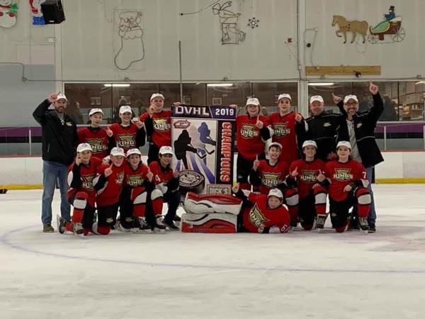 Kings Youth Ice Hockey Association Inc